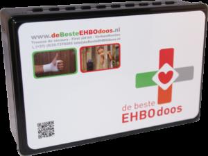 EHBO verbanddoos kleine lokaties en auto's (verbanddoos B)
