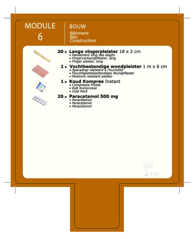 inhoud module bouw