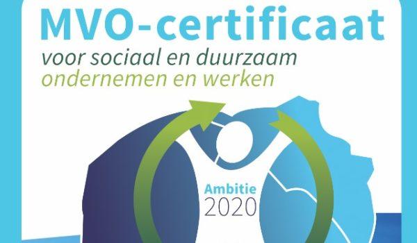 deBesteEHBOdoos ontvangt MVO-certificaat
