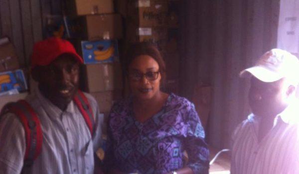 Verbandmiddelen voor Geven voor Gambia