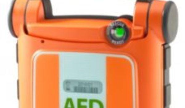 Controle AED ook nu van levensbelang