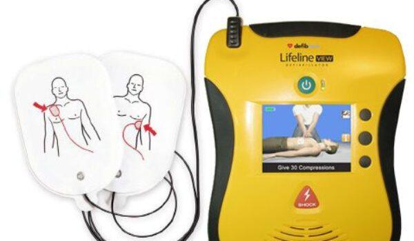 Netwerk AED's nog niet landelijk dekkend
