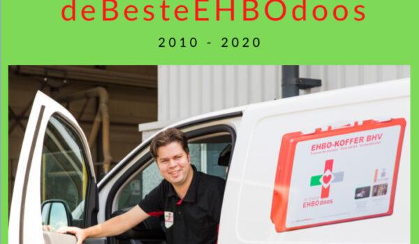 10 jaar deBesteEHBOdoos