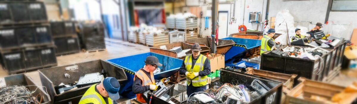 AED's sociaal en duurzaam recyclen